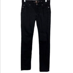 NEW 7 For All Mankind Gwenevere Super Skinny Jean